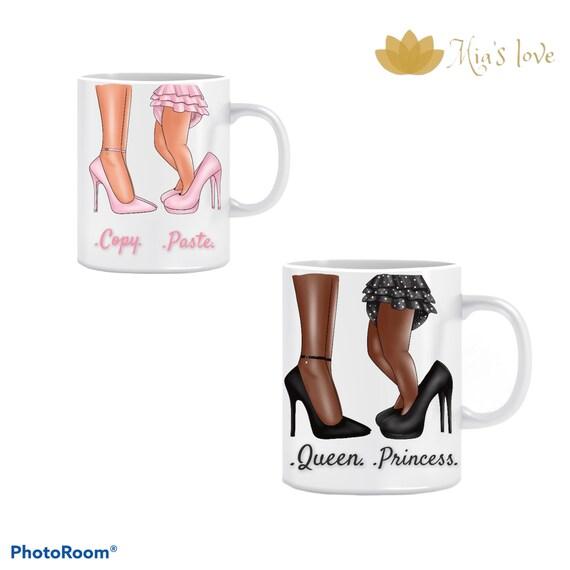 Mom daughter mug  gifts  coffee mom