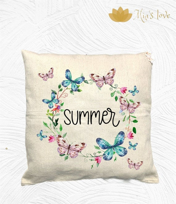 Canva home decor pillow cushions sofa bedroom surprise gifts 18x18 sweet home