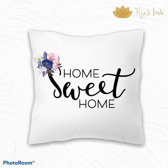 home decor pillow cushions sofa bedroom surprise gifts 16x16 sweet home