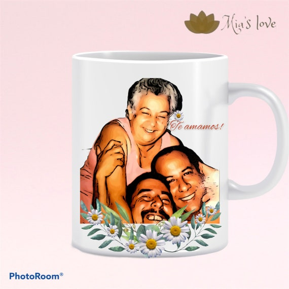 Photo Mugs Special Gifts Porcelain Cups 12 oz