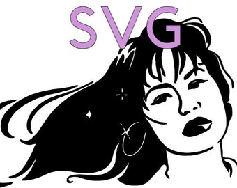 Svg Files Silhouette Selena Quintanilla Svg Free Free Svg Cut Files Create Your Diy Projects Using Your Cricut Explore Silhouette And More The Free Cut Files Include Svg Dxf Eps And