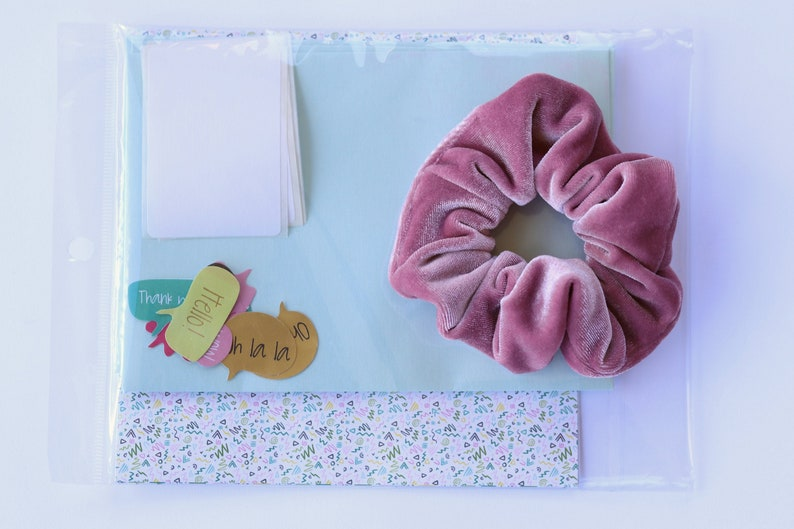 Limited Edition Snail Mail Gift Pack DIY Card Making Kit image 0