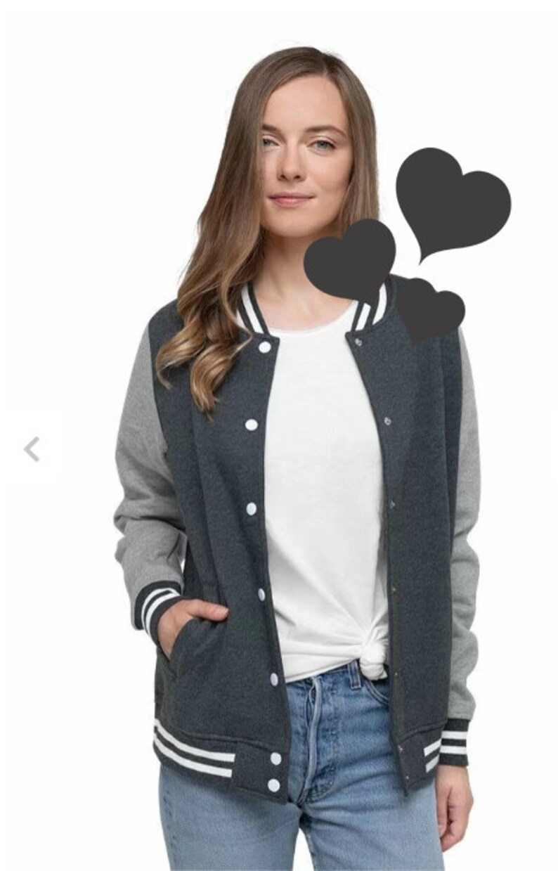 Funny Jacket Psychopath Women/'s Letterman Jacket Psycho Jacket Lettermans Emo Jacket Punk Jacket Cute Jacket Gothic Jacket