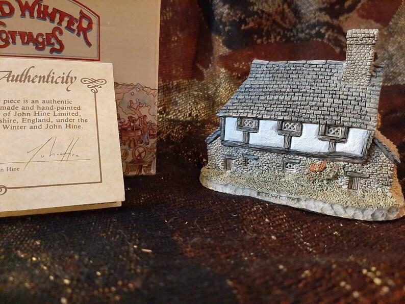Signed David Winter Hog/'s Head Beer House