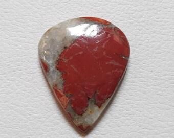 Natural Maligano Jasper Gemstone Smooth Oval Shape Cabochon 39x28x6 MM Size Best High Quality Loose Gemstone.
