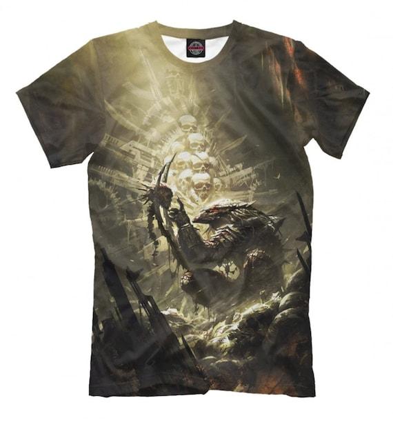 Predator Graphic T-Shirt Men/'s Women/'s All Sizes