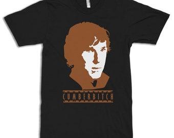Benedict Cumberbatch Fan Cumberbitch Femmes T-Shirt