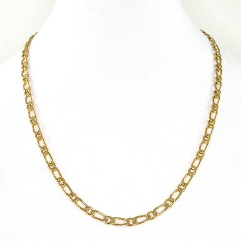 Chain-Gold plated chain