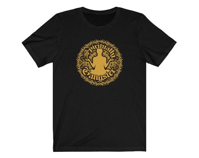 Spiritually Gangster Mandala T-Shirt