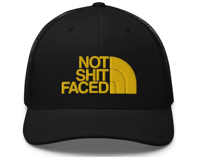 NSF Mesh Back Trucker Hat