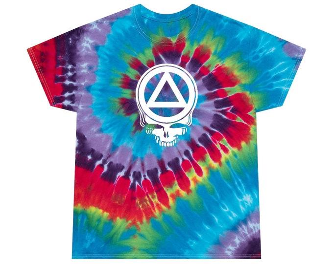 Tie Dye Stealie AA T-Shirt