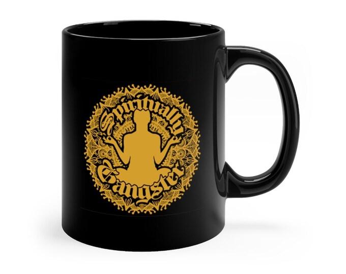 Spiritually Gangster Mandala 11oz Mug