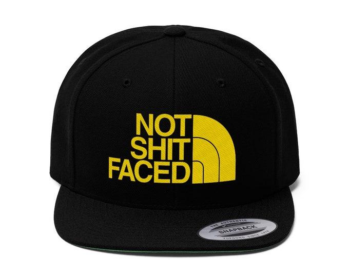 NSF Flat Bill Hat