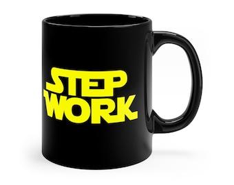 Step Work 11oz Mug