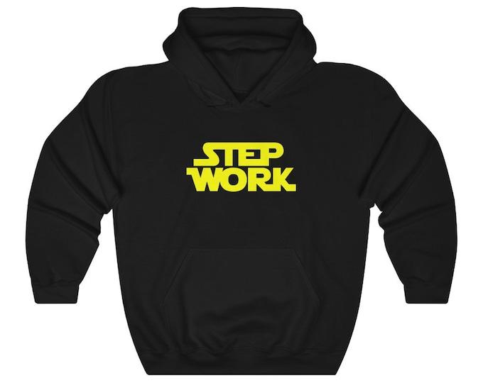 Step Work Hoodie