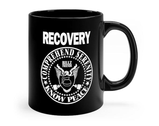 Rock 'n' Recovery 11oz Mug