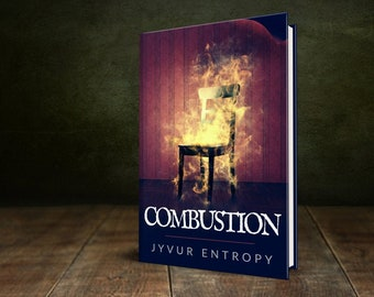 Signed Paperback copy of Combustion
