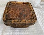 Antique Ifangoa Rice basket