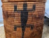 Antique Ifangoa Basket