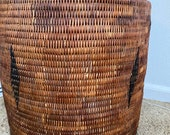Ifugao Basket with lid