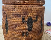Antique Ifangoa Tribe basket