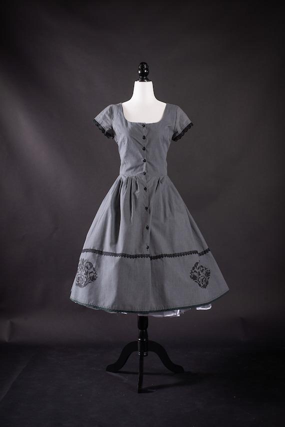 1990's does 1950'S Swing Dress