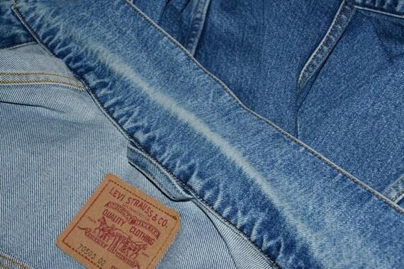 vintage Levi's jeans tracker - image 9