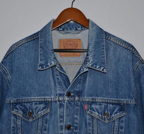 vintage Levi's jeans tracker - image 4