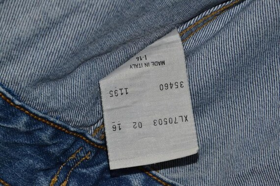 vintage Levi's jeans tracker - image 6