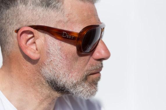 DIOR Aviadior 1 aviator 2000s sunglasses red/blac… - image 10