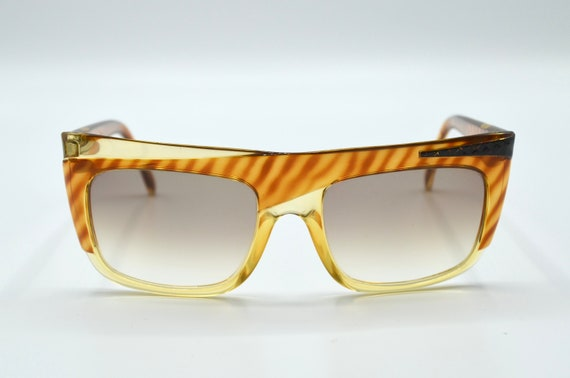 Christian Dior 2400 vintage sunglasses squared wit