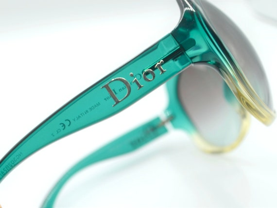 CHRISTIAN DIOR Glossy 1 colorful rounded wrapping… - image 3
