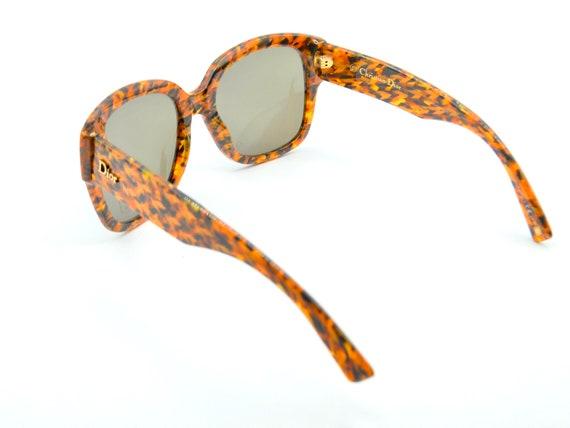 Dior sunglasses squared fabric pattern 2000s Dior… - image 9
