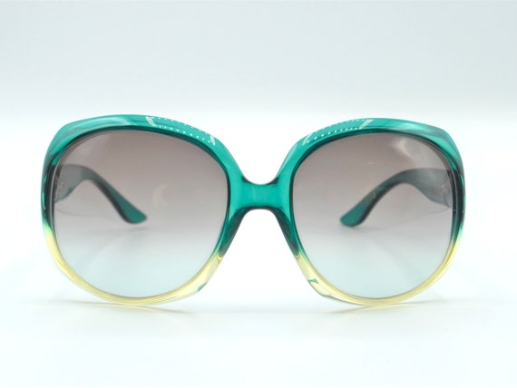 CHRISTIAN DIOR Glossy 1 colorful rounded wrapping… - image 1