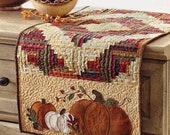 INSTANT DOWNLOAD - Pumpkin Spice Quilt Pattern Julie Wurzer for Patch Abilities
