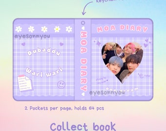 PreOrder Tomorrow x Together MOA DIARY Collect book | TXT Yeonjun Soobin Beomgyu Taehyun Huening Kai Blue Hour Fight or Escape