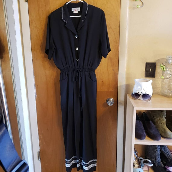 Vintage saint Germain jumpsuit