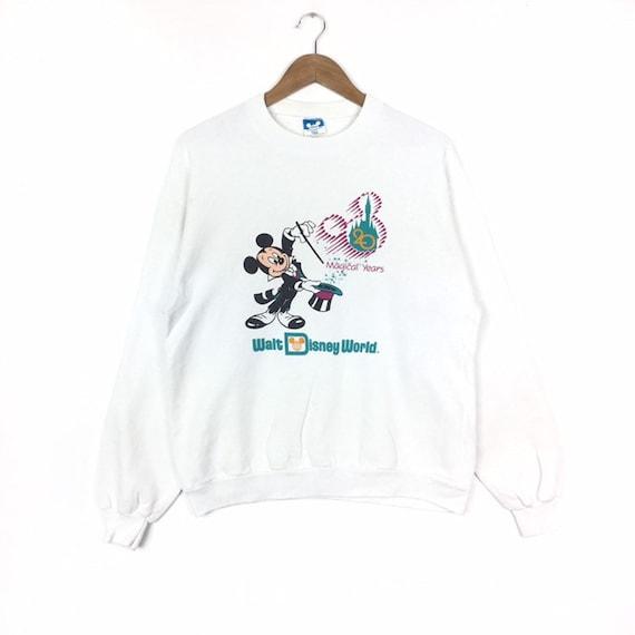 Vintage Mickey Mouse Sweatshirt Cartoon Network Ca