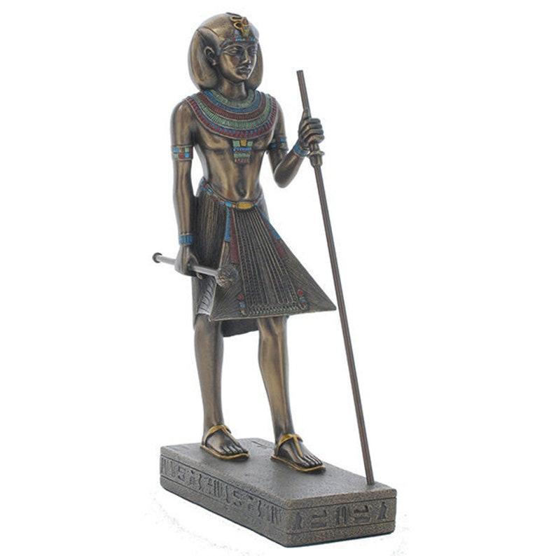 Guardian Statue Of King Tutankhamun/'s Tomb