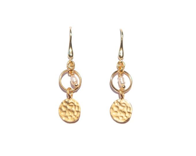 Elle earrings