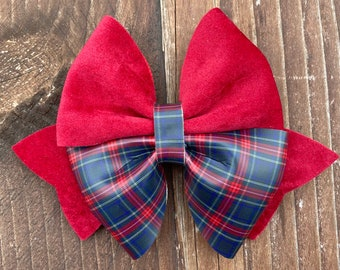 5\u201d Classic Double Bow,Hair Bow,Gift Bow,Baby and Toddler Hair Bow,Accessories