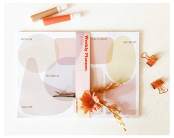 Softly • Weekly Planner -
