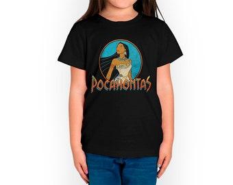 100/% Cotton Toddler T Shirt Kid T-Shirt Belle Disney Rock Kids T Shirt Kid Gift Toddler Tee Graphic Kid Tee