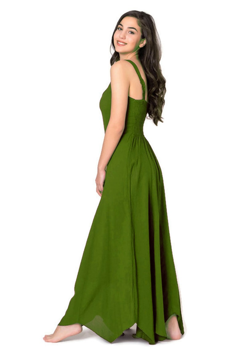 Ethnic wear Maxi Summer Dress for Girls /& Women\u2019s Maxi Dress Occasional Party Wear Solid Colour Beach Wear Maxi Dress Sleeping Wear Nighty