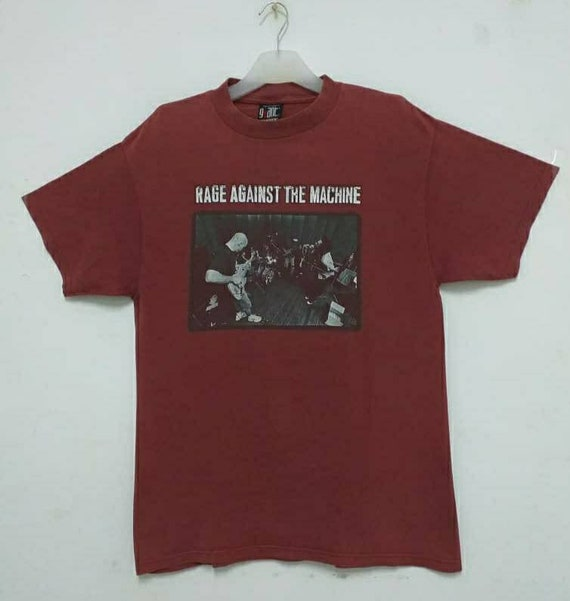 RATM Rage Against The Machine Vintage 90s Promo T