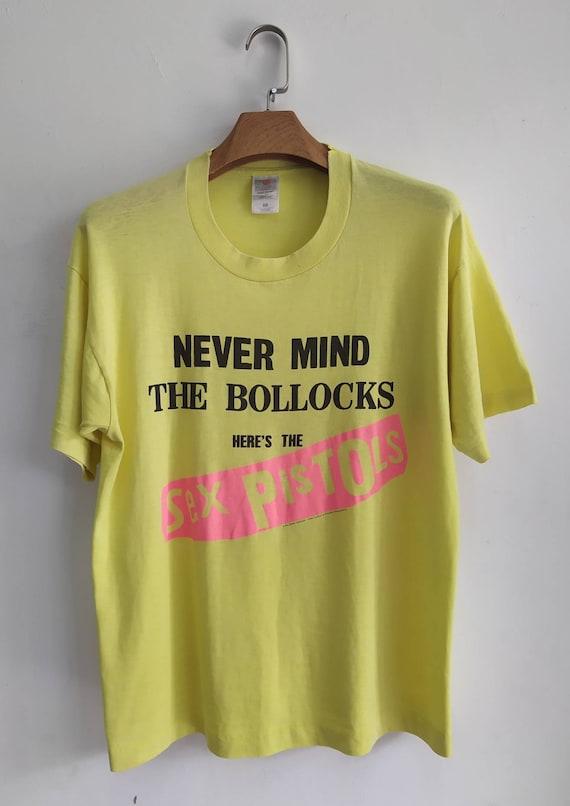 SEX PISTOLS Nevermind The Bollocks  Vintage 1990s