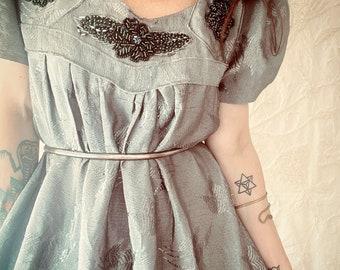 1970s does 1920s costume dress - Size M/L