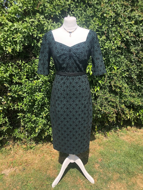 1950's style retro dress by Collectif Vintage of L