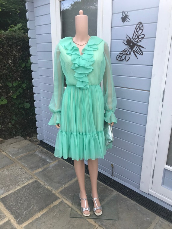 Vintage 1960s Miss Elliette dress, Miss Elliette d