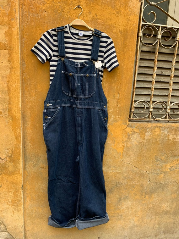 Overall vintage jeans